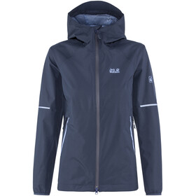 Jack Wolfskin Sierra Pass Jacket Women midnight blue